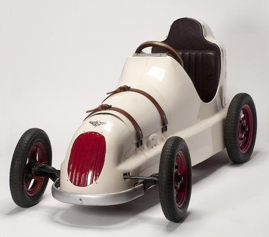 An Austin Pathfinder child's pedal car, 1950s,