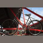 A ladies' Loop Frame bicycle,