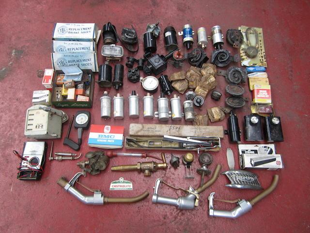 An Autojumbler's lot,