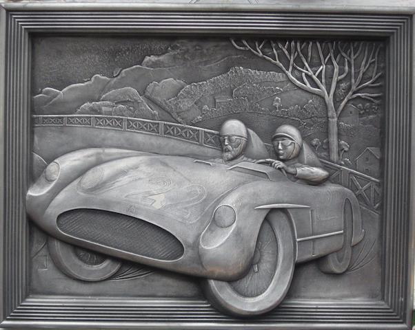 """""""Moss & Jenks Mille Miglia"""",by CCC Ltd,"""