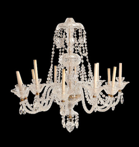 A Chandelier - the smaller one