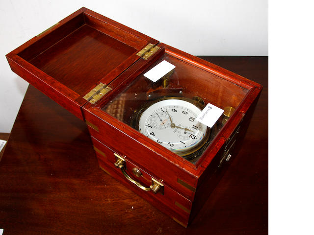 A 20th Century Russian marine chronometer