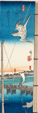 Ando Hiroshige (1797-1858) Circa mid 19th century