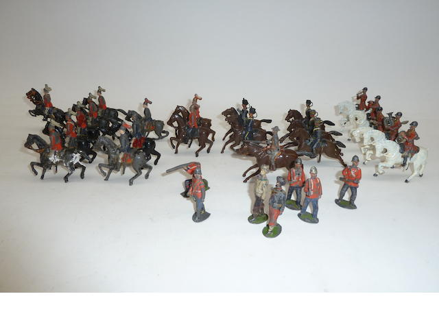 Britains First Cavalry Figures 29