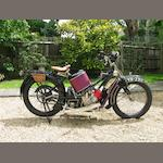 1922 Scott 532cc Standard Tourer Frame no. 2558 Engine no. 6034