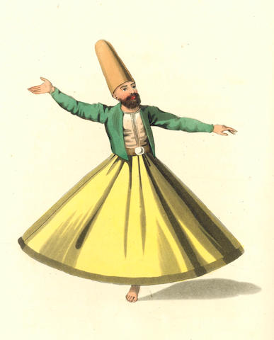 TURKEY, COSTUME Picturesque Representations of the Dress and Manners of the Turks, [c.1828]