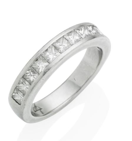 A diamond eternity ring, by Cerrone