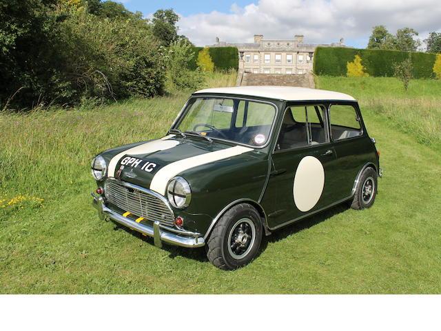 1964 Austin Mini Cooper 1275S