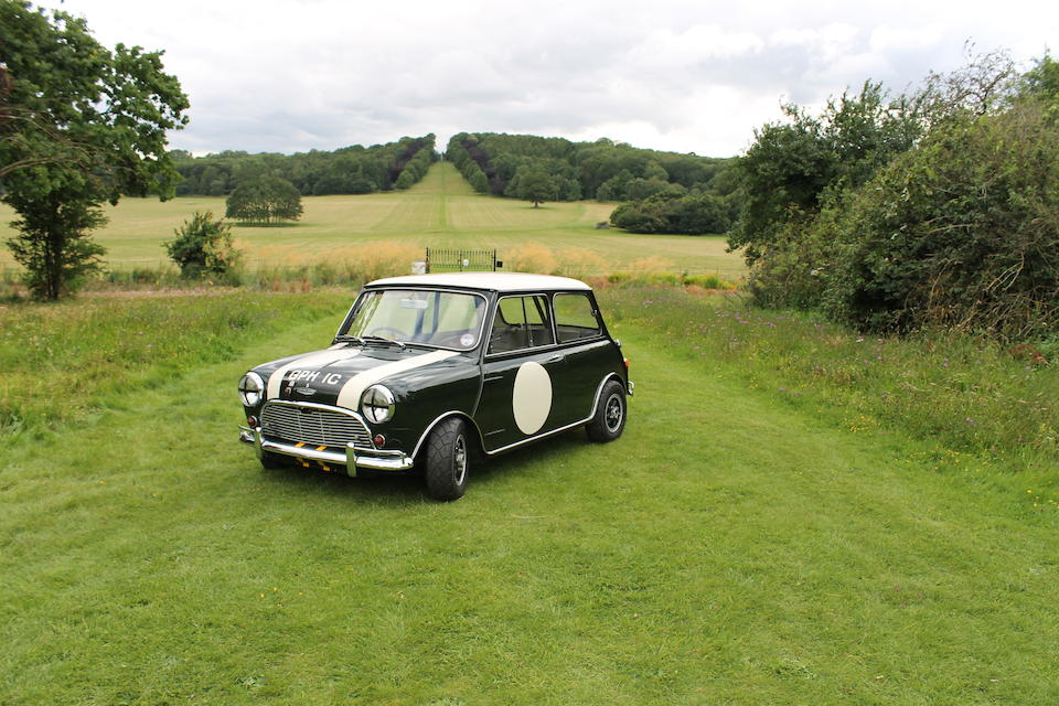 Bonhams The Ex Works Cooper Car Company Warwick Banks Paddy