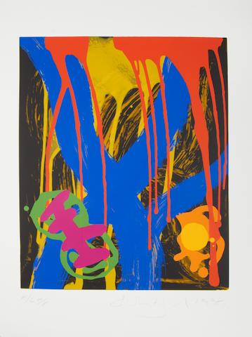 Hoyland Irvin 2 prints