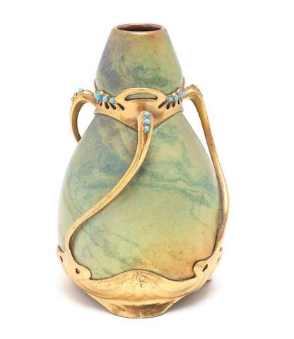 Frederick Adler vase