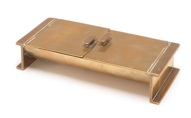 Emmy Roth brass box