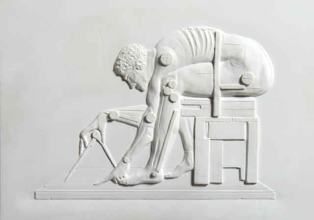 Eduardo Paolozzi (British, 1924-2005) Newton After Blake