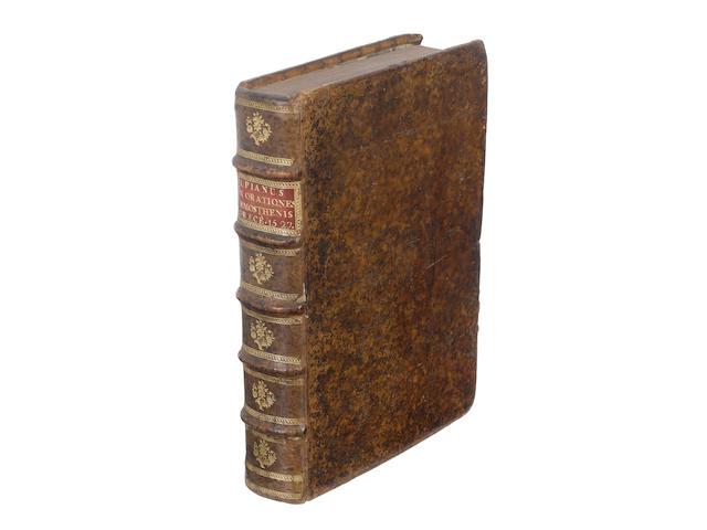 HERODOTUS Libri novem, 1502