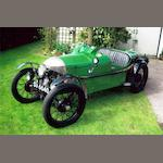 Property of a deceased's estate,1925 Austin Seven Coventry Victor Special  Chassis no. A2 149 Engine no. CC 6044