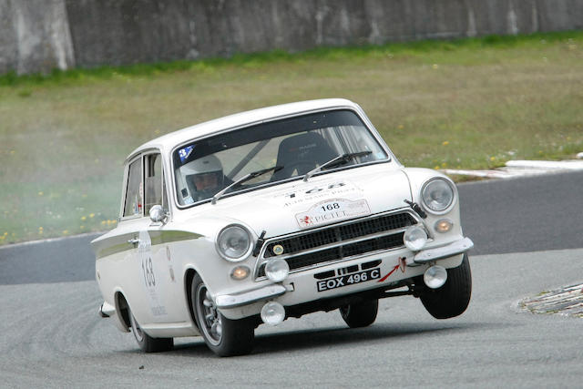 1965 Ford Lotus Cortina MkI Competition Saloon  Chassis no. Z74C00066807