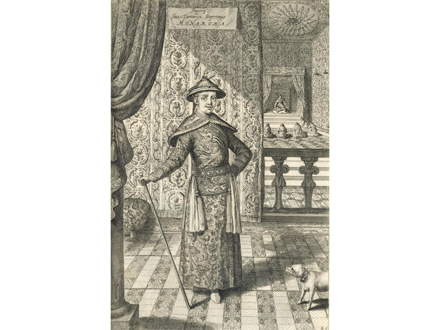 KIRCHER (ATHENASIUS) China monumentis, 1667