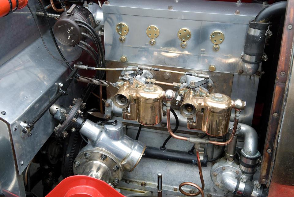 1927 Bugatti Type 40 Roadster  Chassis no. 40445 Engine no. 429