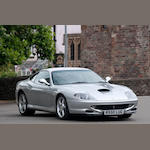 1998 Ferrari 550 Maranello Coupé  Chassis no. ZFFZR49C000111360 Engine no. 48993