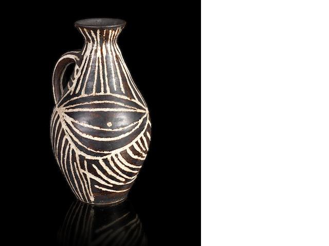 A Hans Coper jug