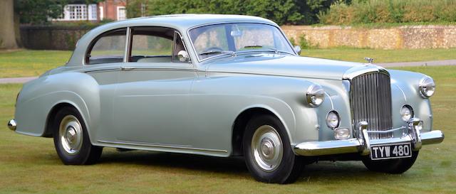 1957 Bentley S1 Coupé  Chassis no. B207CM Engine no. BC353