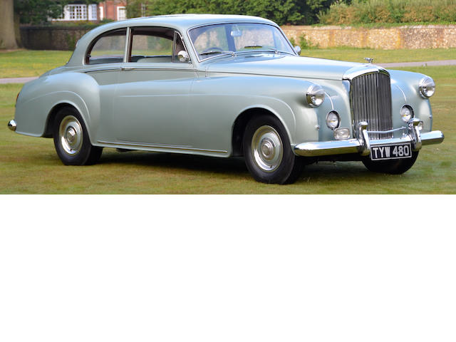 1957 Bentley S1 Coupé  Chassis no. B207CM Engine no. BC353