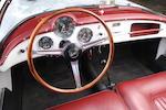 1955 Lancia Aurelia Spyder B24S