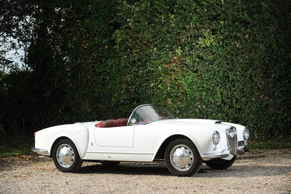 1955 Lancia Aurelia B24 Spider  Chassis no. 1097 Engine no. to be advised