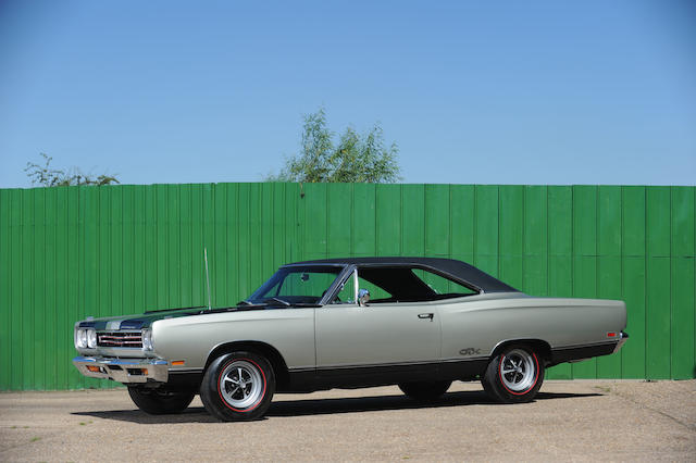 1969 Plymouth GTX Coupé  Chassis no. RS23L9A148688