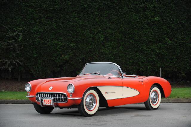 1957 Chevrolet Corvette Convertible