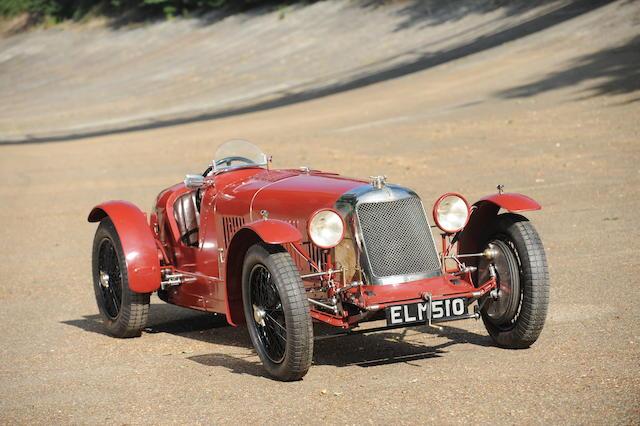 1929 Maserati 26M 2-Seater