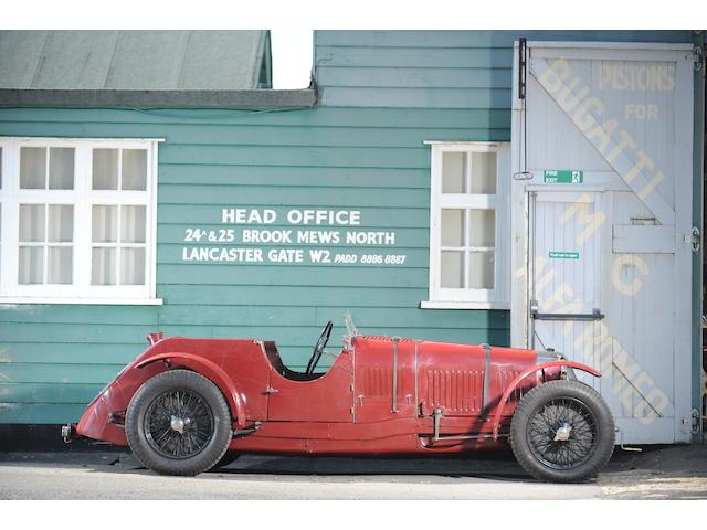 1929 Maserati 26M 4-seat sports-racing car