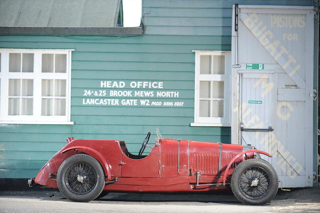 1929 Maserati 26M 4-Seater