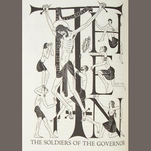 essay on the four gospels
