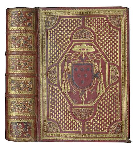 BINDING. LUCCHESINIUS (JOANNES LAURENTIUS) Demonstrata impiorvm insania sive nova copia, 1688