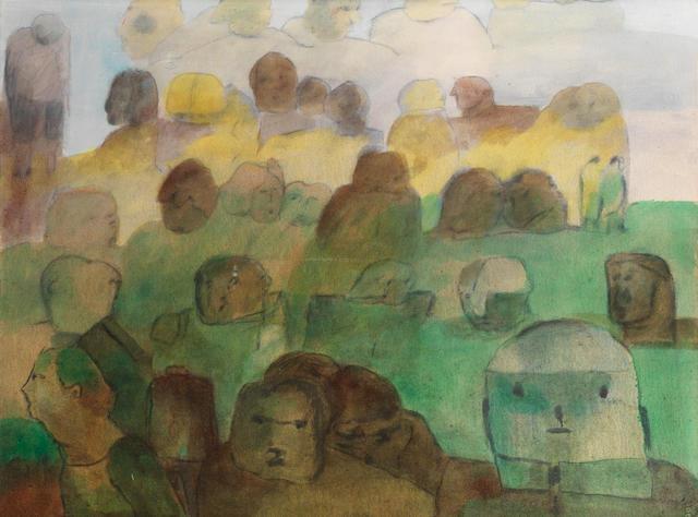 Robert Griffiths Hodgins (South African, 1920-2010) Landscape