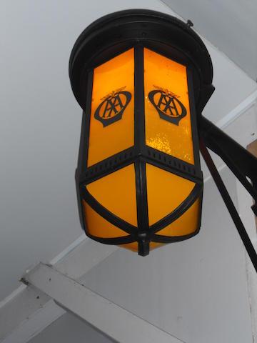 AA hanging lamp,