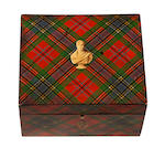 SCOTT (WALTER) Poetical Works, 6 vol., 1870-1871, housed in a tartan box