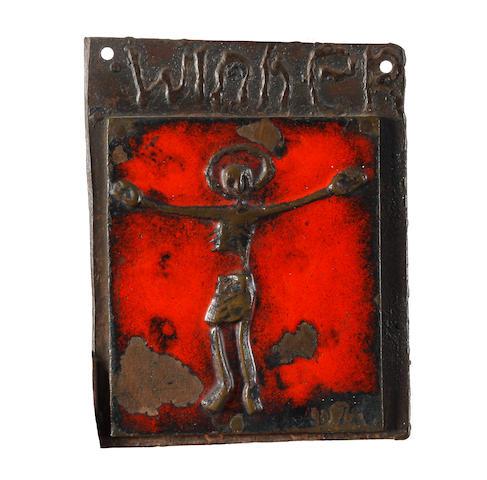 Arthur Dooley (British, 1929-1994) 'Winner'