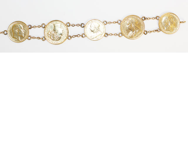 A sovereign bracelet,