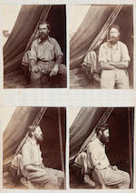 AN ARCHIVE RELATING TO R.J. CUNINGHAM To include a journal from the Akeley Expedition, two further albums of Photographs by Cuninghame, Photographs and other items relating to hea early twentieth century exploration in Africa
