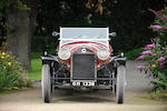 1930 Lancia Lambda 8th-Series Tourer  Chassis no. 21698 Engine no. 11712