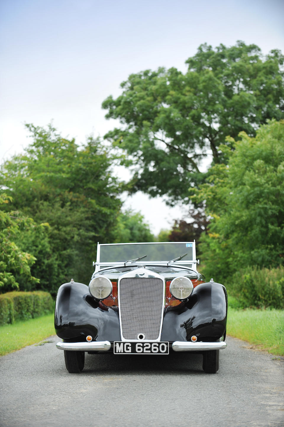 Originally the property of Margaret Lockwood,1938 Delage D6-70 Tourer  Chassis no. 51558 Engine no. 359