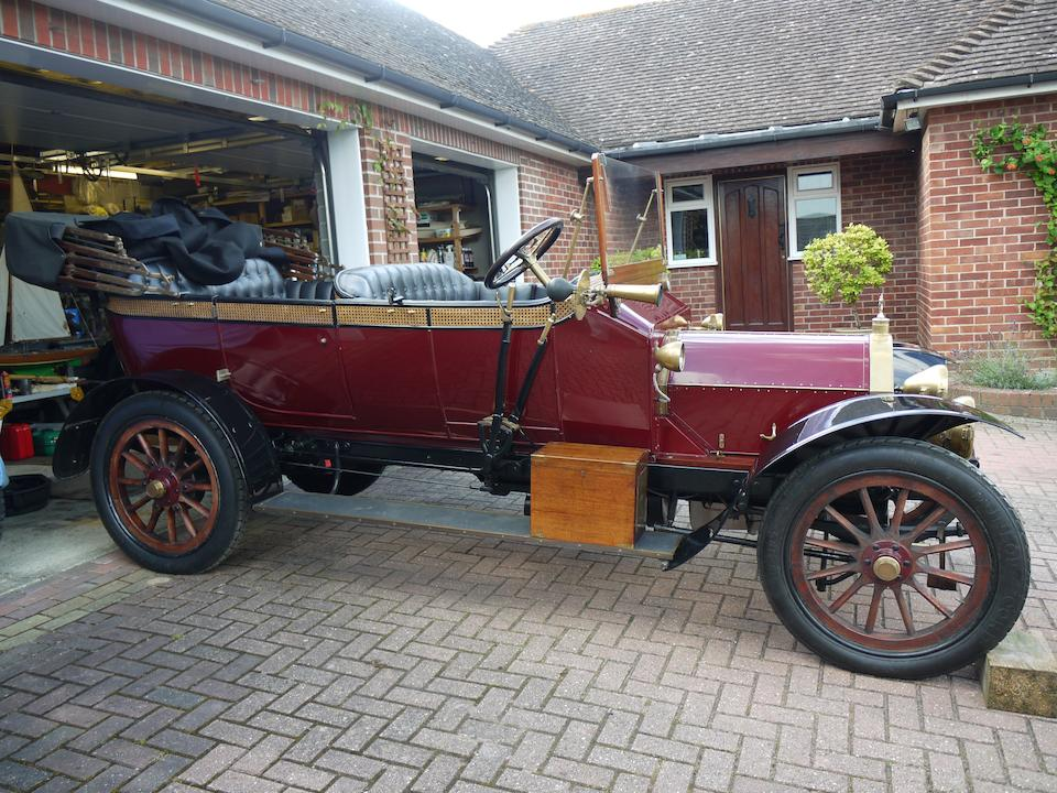 1910 Star 15hp Tourer  Chassis no. 2471 Engine no. 521P