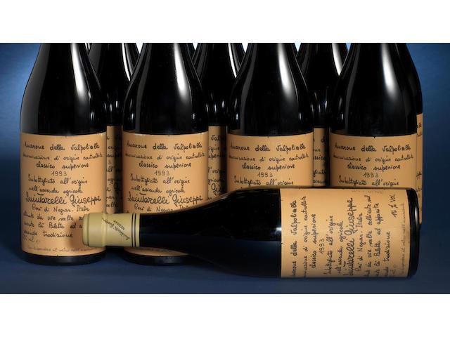 Amarone della Valpolicella Classico Superiore, Vigneto di Monte Cà Paletta 1993 (12)