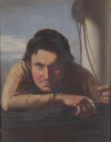 James Mansfield Robertson, (19th century) Self portrait