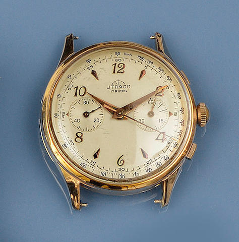 Jtraco: A gentleman's chronograph watch head