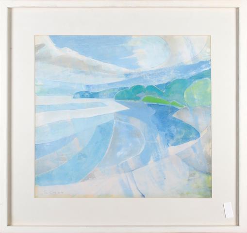 "Tom Cross ""West Beach"" 1988"