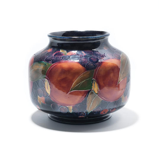 A William Moorcroft 'Pomegranate' vase