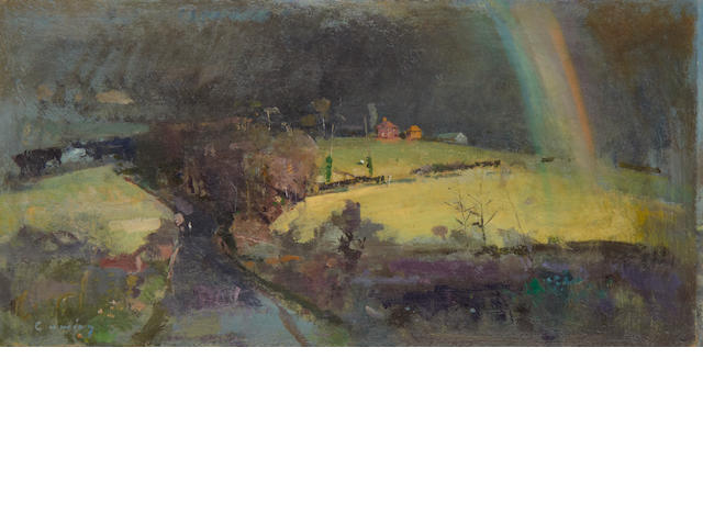 Fred Cuming (British, born 1930) 'Rainbow'
